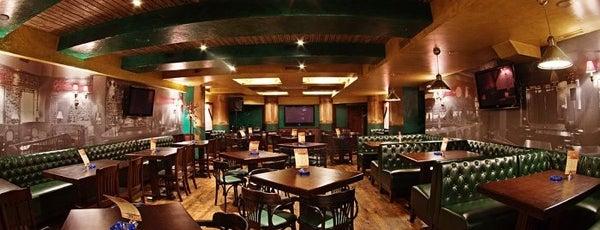 Lucky Pub is one of Самые популярные бары Киева.