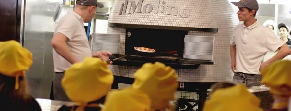 il Molino is one of 10 ресторанов Киева, куда интересно пойти с детьми.