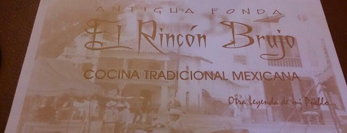 El Rincon Brujo is one of Villa del Carbón.