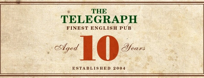 The Telegraph / Телеграф is one of Clubs / Bars / Pubs / Concert Halls.