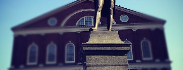 Samuel Adams Statue by Anne Whitney is one of Beantown.