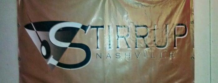 Stirrup Nashville is one of Nashville.