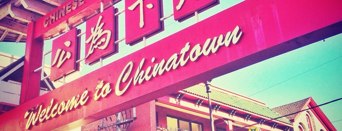 Chinatown is one of CHICAGO.