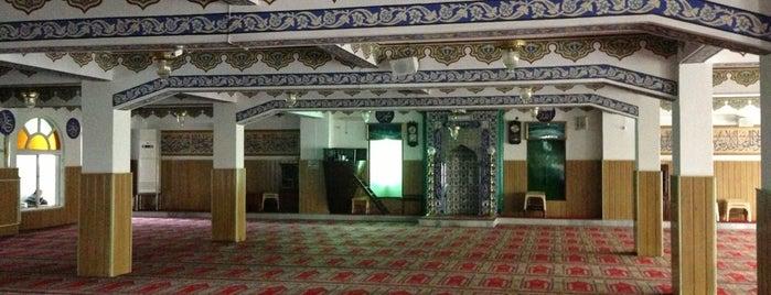Bahçelievler Yayla Camii is one of yeu'nun Kaydettiği Mekanlar.