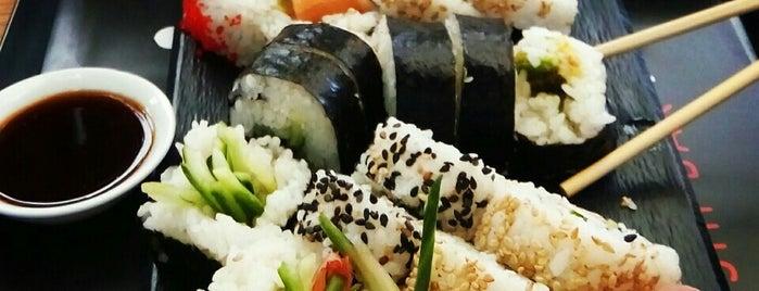 Koi Sushi Street is one of Posti che sono piaciuti a Myrto.