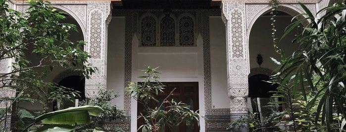 Riad Al Bartal is one of Orte, die Russell gefallen.