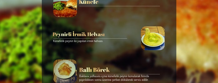 Mecitin Antakya Mutfağı is one of Anadolu yakası.