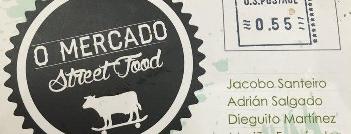 O Mercado is one of Para comer.
