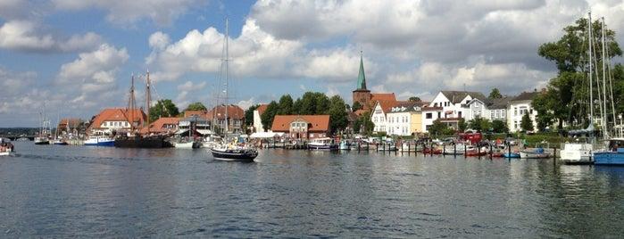 Neustadt Hafen is one of Robert : понравившиеся места.