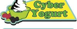 Cyber Yogurt is one of Marisa'nın Beğendiği Mekanlar.