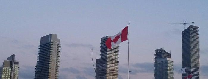 The Queensway is one of Toronto Neighbourhoods.