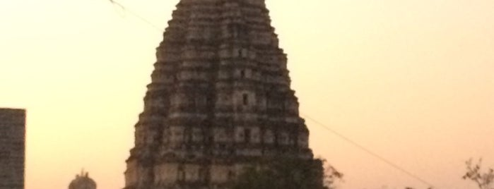 Hampi is one of World Ancient Aliens.