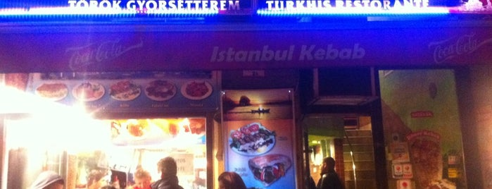Istanbul Kebab Gyros is one of Where to eat? (tried and recommended places).