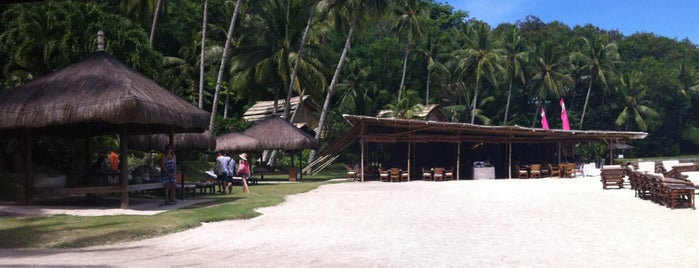 Pearl Farm Beach Resort is one of Tempat yang Disukai Radeza Anne.
