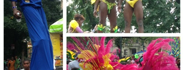 West Indian Day Parade (Carnival) is one of Lugares favoritos de Koko.