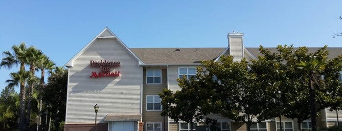 Residence Inn by Marriott San Diego Sorrento Mesa/Sorrento Valley is one of Bernieさんのお気に入りスポット.