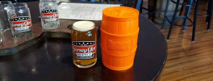 Jersey Girl Brewery is one of Kenさんのお気に入りスポット.