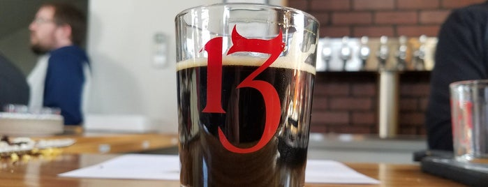 13Th Child Brewery is one of New Jersey Breweries.