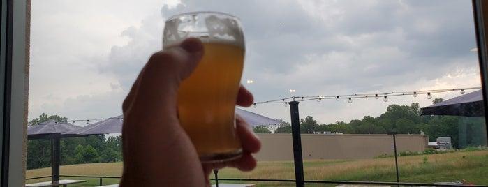 Locust Lane Craft Brewery is one of Vineyards, Breweries, Beer Gardens.