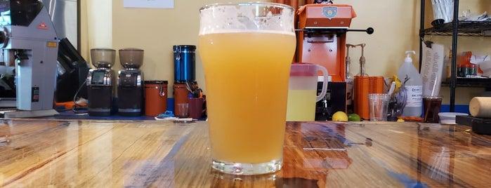 Stolen Sun Craft Brewing & Roasting Co. is one of Vineyards, Breweries, Beer Gardens.