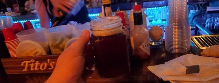 Kim Marie's Eat n Drink Away is one of Asbury Park.