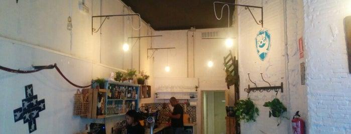 El Taller is one of Café Café.