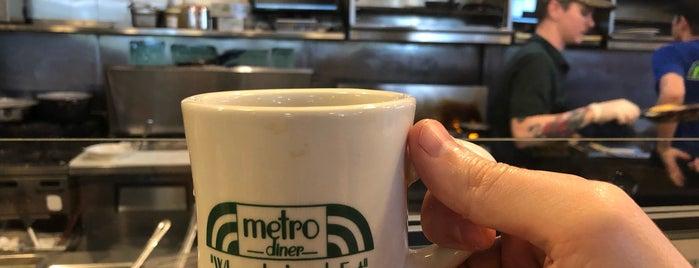 Metro Diner is one of Ponte Vedra.