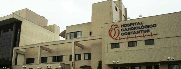Hospital Cardiologico Costantini is one of Lugares favoritos de Marcos.