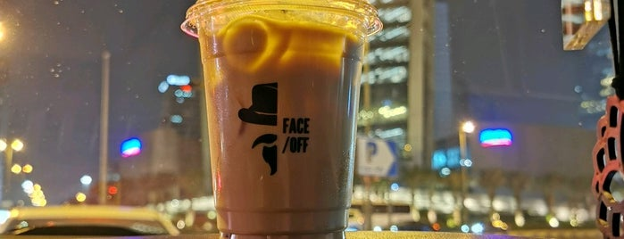 Face/Off Cafe is one of สถานที่ที่ Ⓦ.ⒶⓁⓇ95 ถูกใจ.