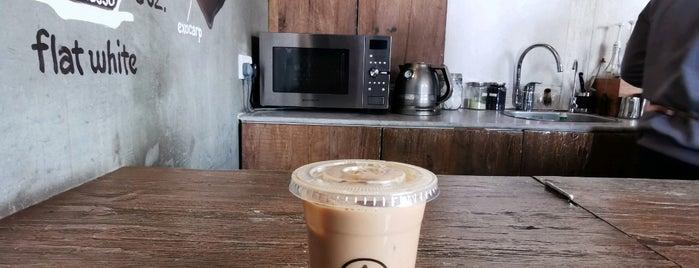 His Majesty The Coffee is one of Locais curtidos por Sara.