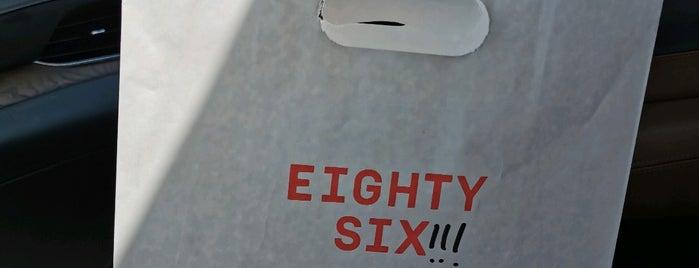 Eighty Six is one of Kuwait 🇰🇼.