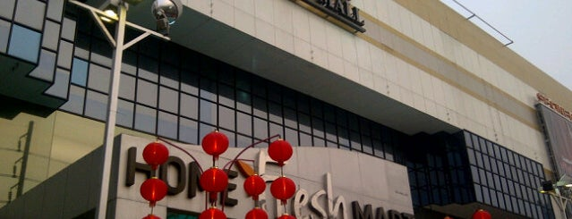 The Mall Thapra is one of Lieux sauvegardés par Albert.