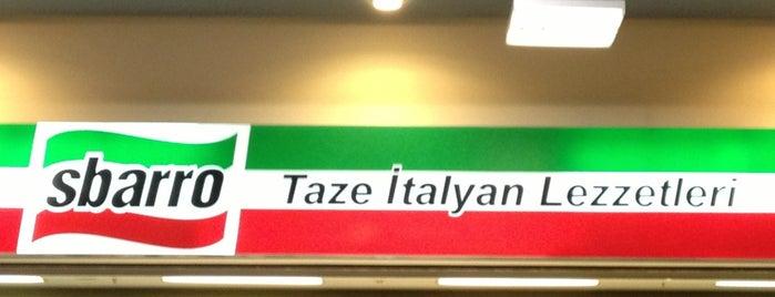 Sbarro is one of Pizzacılar  ve Fast Foadcılar.