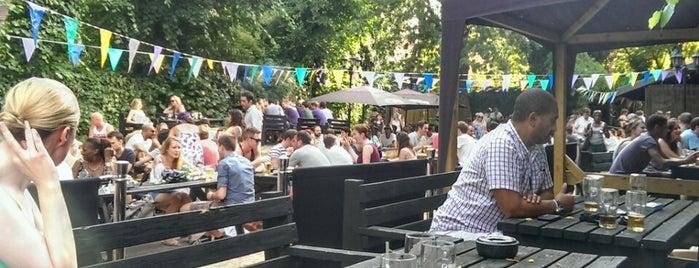 The Duke of Edinburgh is one of Finest Outdoor Drinking Spots in London.
