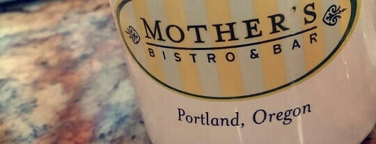 Mother's Bistro & Bar is one of Portlandia.