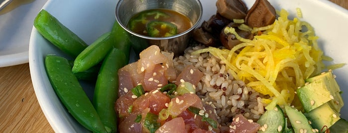 True Food Kitchen is one of San Fran.