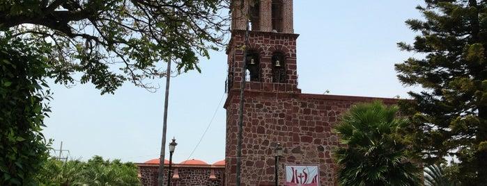 La Plaza en Jocotepec is one of สถานที่ที่ Araceli ถูกใจ.