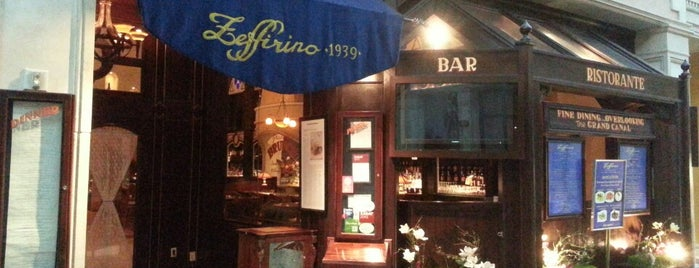 Zeffirino is one of Restaurants.