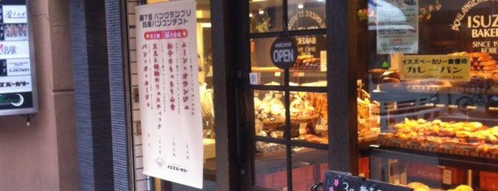 Isuzu Bakery is one of Kobe-Japan.