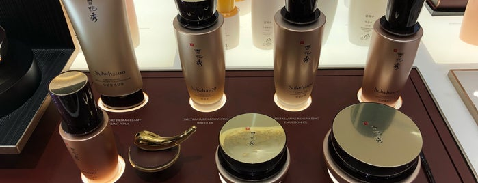Sulwhasoo is one of Singapore.