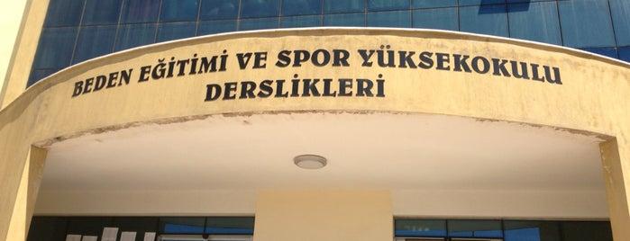 Ege Üniversitesi Spor Bilimleri Fakültesi is one of Locais curtidos por Gizem.