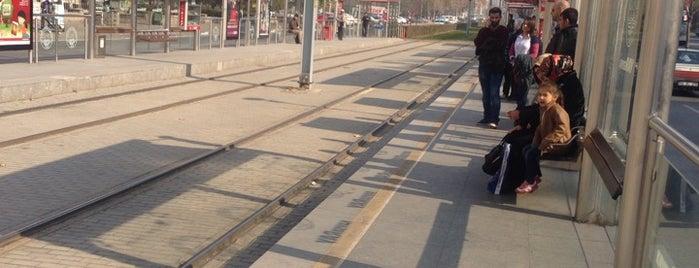 Tuna Kayseray Durağı is one of Kayseri Organize Sanayi - İldem Tramvay Hattı.