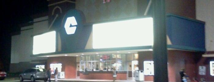 Carmike Regency Square Cinema 12 is one of Tempat yang Disukai Richie.