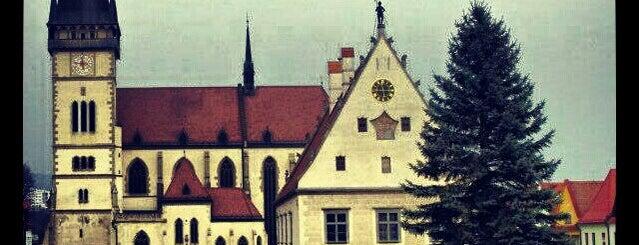 Radničné námestie is one of Slovensko - Must Visit.