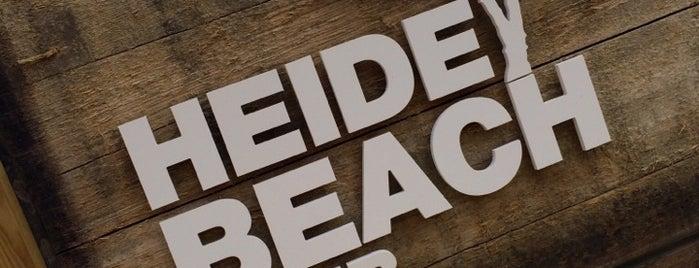 Heide Beach is one of placestobe.