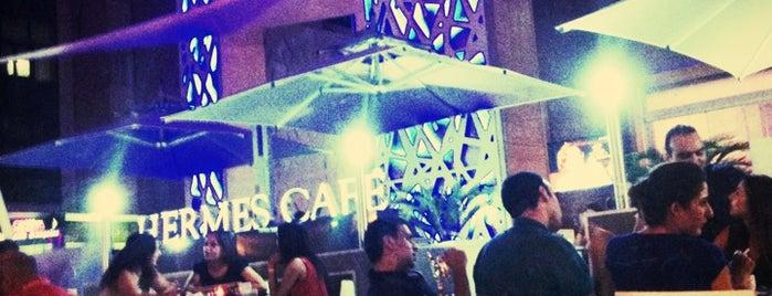 Hermes Café is one of Lieux sauvegardés par Hatem.