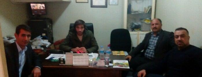Altel Tarım Ltd Şti Toros Tarım Gübre Bayi is one of Celâl'in Beğendiği Mekanlar.
