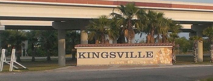 Kingsville, TX is one of Cat : понравившиеся места.