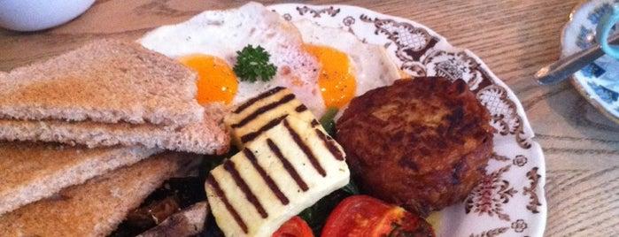 The Haberdashery is one of Breakfast/Brunch in London.