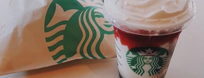 Starbucks is one of Lugares guardados de Francisco.